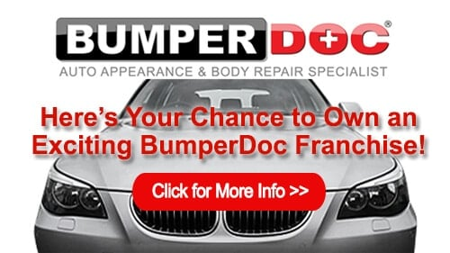 BumperDoc auto body repair franchise for sale business opportunity